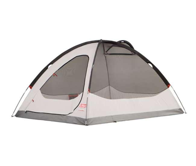 Coleman Hooligan 4 Tent w/ Weathertec System