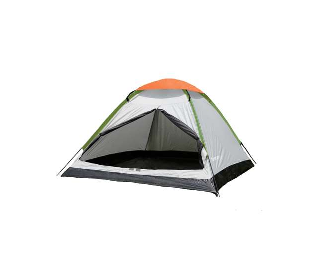 TGT-WILLOW-2-B-RB Tahoe Gear Willow 2 Person 3 Season Waterproof Camping Hiking Tent (Refurbished)