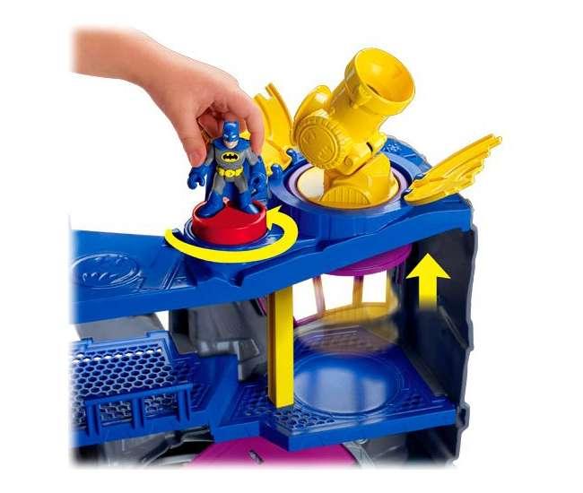V8945 Fisher Price Imaginext DC Batcave Super Friends Play Set | V8945