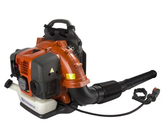 Gas Powered Blowers : Husqvarna bt cc cycle gas powered backpack blower