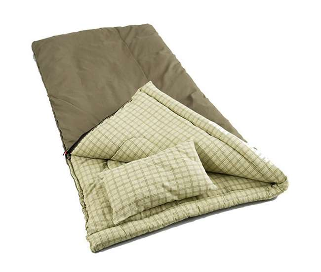 The best sleeping bag - YouTube