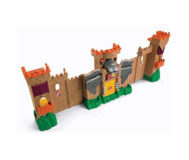 W9635 Fisher-Price Imaginext Eagle Talon Castle | W9635