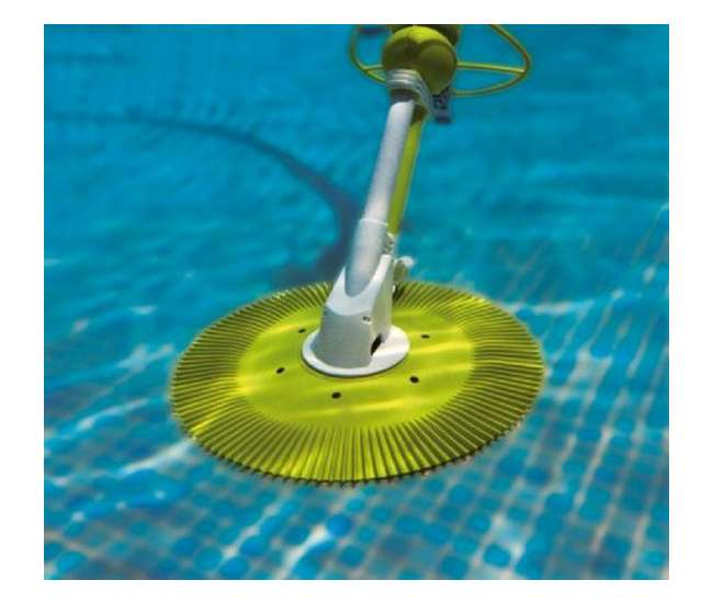 DERBY-VAC Derby Automatic Above Ground Pool Vacuum Cleaner