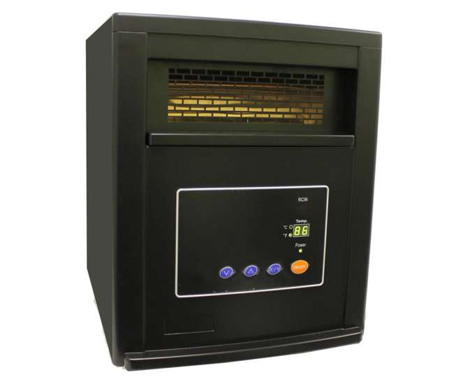 Lifesmart Renew Infrared Quartz Heater Ls1500 4 1500w Ls