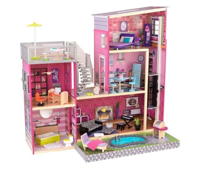 65833 KidKraft Uptown Modern Dollhouse
