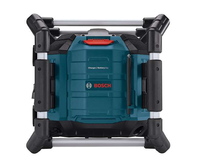 bosch power box jobsite stereo with bluetooth refurbished pb360c rt rb. Black Bedroom Furniture Sets. Home Design Ideas
