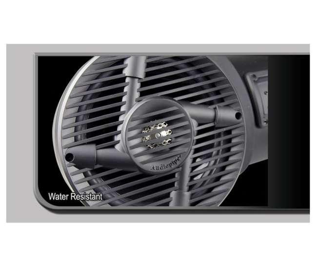 ATVP3200Audiopipe ATVP-3200 Dual 8-Inch 350W ATV/Marine Speaker System
