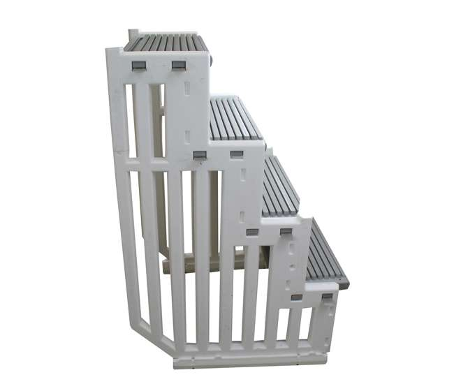 STEP-1Confer STEP-1 AboveGround Swimming Pool Ladder Heavy Duty Step System Entry