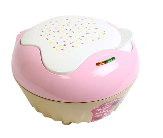 how to make cupcakes in a cupcake maker