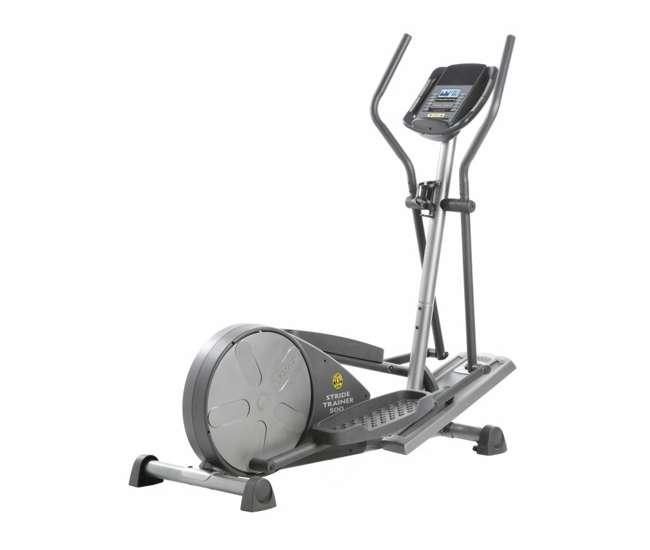GGEL64907 GOLD'S GYM StrideTrainer 500 Elliptical Fitness Trainer