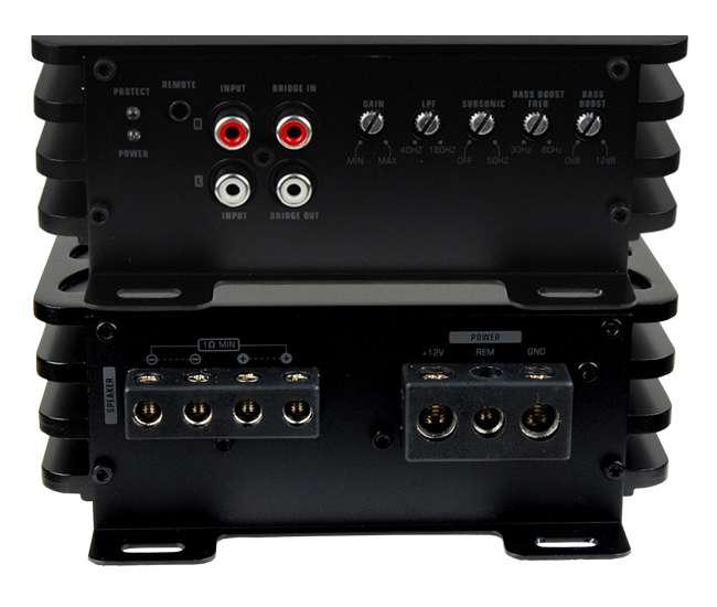 APSM1500 Audiopipe APSM-1500 1500 Watt Mono D Mini Amplifier