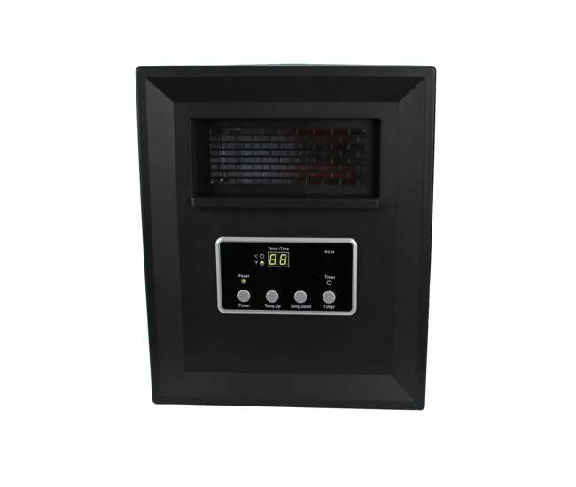 LS-1002HH LifeSmart 4 Element Infrared Quartz Space Heater