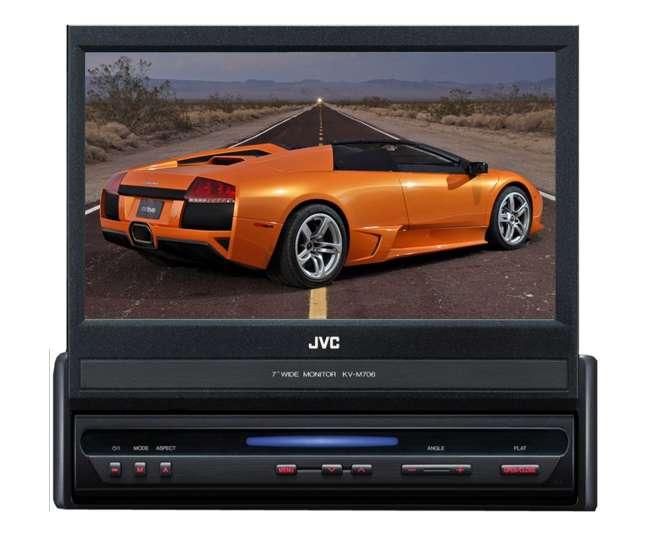 KV-M706JVC 7-Inch LCD TFT Wide Screen Monitor