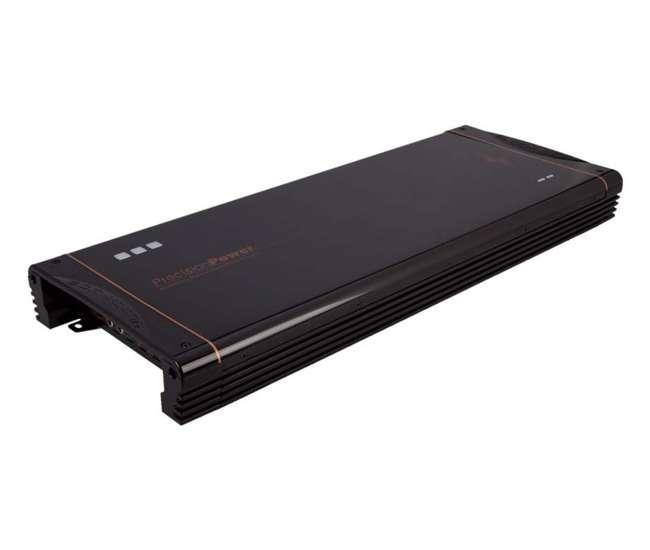 BK800.4 Precision Power Black Ice Ppi BK800.4 800W 4 Channel Amplifier