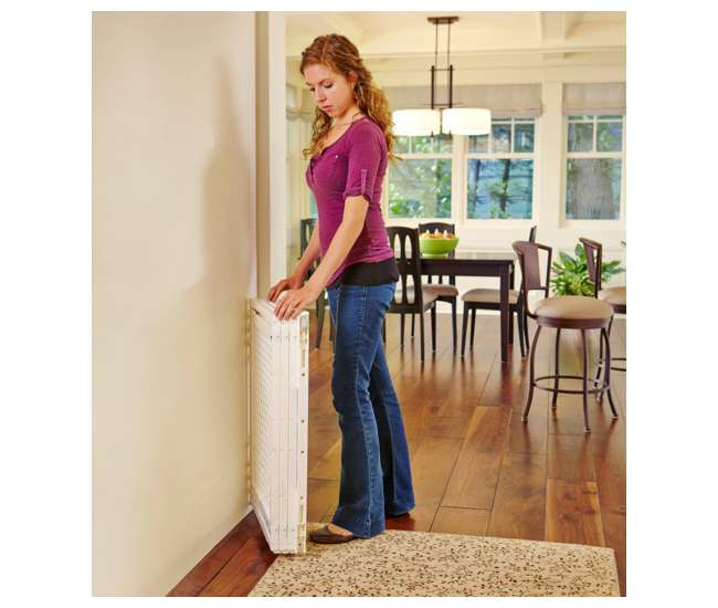8749 North States Extra Wide Supergate - Ivory | 8749