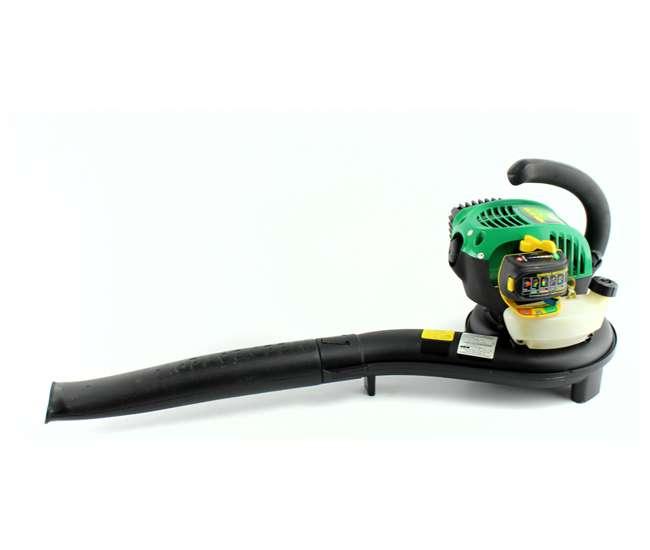 Weed Eater Leaf Blower : Weed eater fb cc gas leaf blower handheld