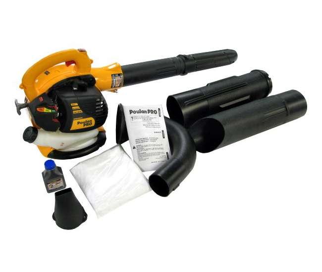 BVM200-APoulan Pro Gas-Powered Leaf Blower/Vacuum | BVM200VS