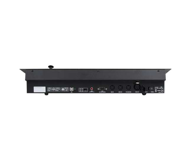 DMX-OPERATOR384 + DMX3P25FT American DJ DMX and MIDI Operator 384 Channel Light Controller and 25 Foot DMX Cable