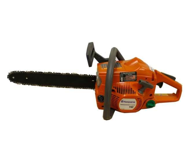 "142-BRC-RB Husqvarna 142 16"" 40cc Gas Powered Chainsaw(Refurbished)"