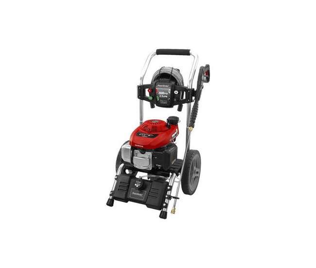 PS262311PowerStroke Honda Gas 2600 Psi Power Pressure Washer