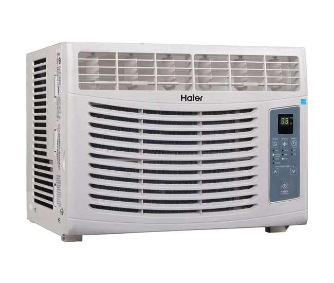 haier energy star window air conditioner ac unit 5100 btu. Black Bedroom Furniture Sets. Home Design Ideas