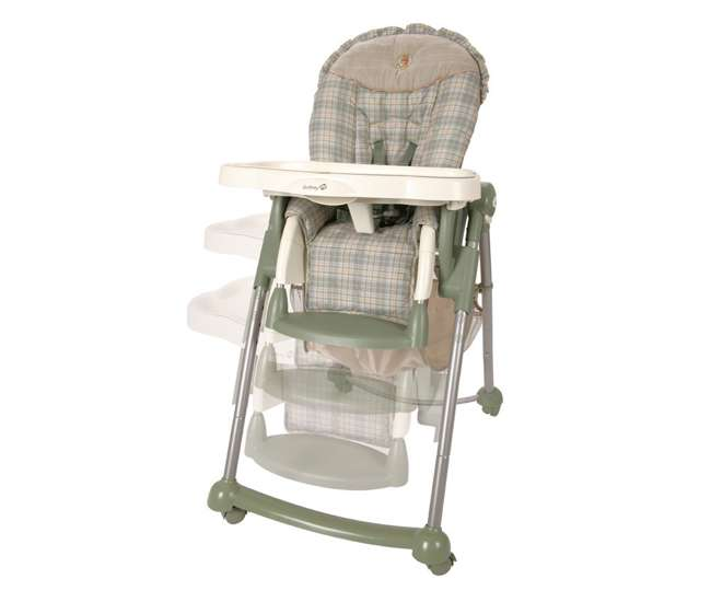 HC092NAB Disney Serve 'n Store High Chair