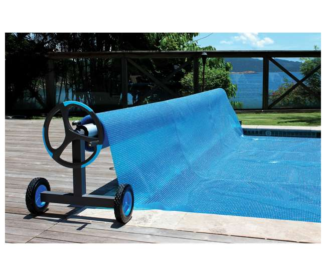 Kokido Alux Aluminum Pool Cover Reel Up To 21 1 39 K943 516bx