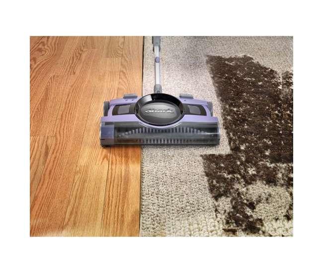 Shark 13 Rechargeable Floor Carpet Sweeper V2950 Manual