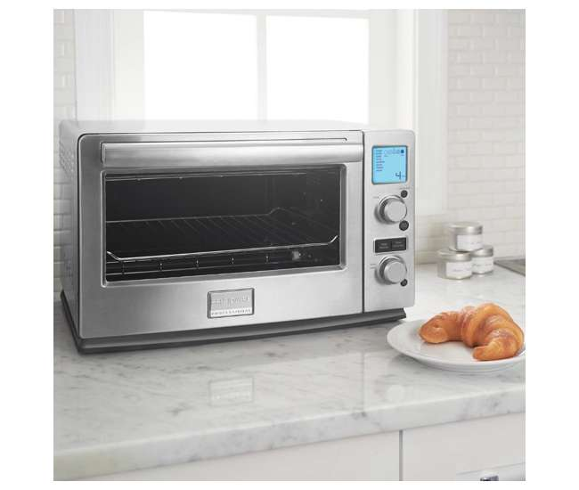 Professional Countertop Convection Oven Reviews : ... appliances electrics toasters toaster ovens frigidaire fpco06d7ms