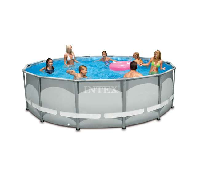 Intex 14 39 X 42 Ultra Frame Pool 28309eh