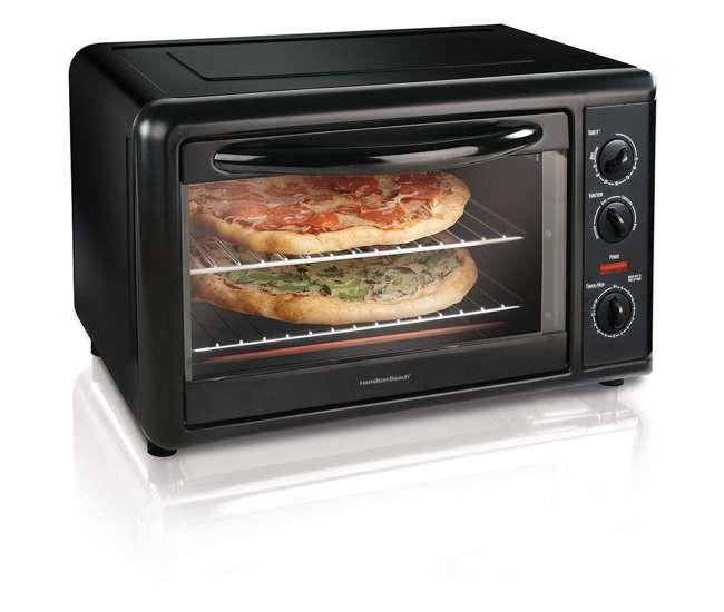 Hamilton Beach Toaster Oven Elite Multi Function Blender