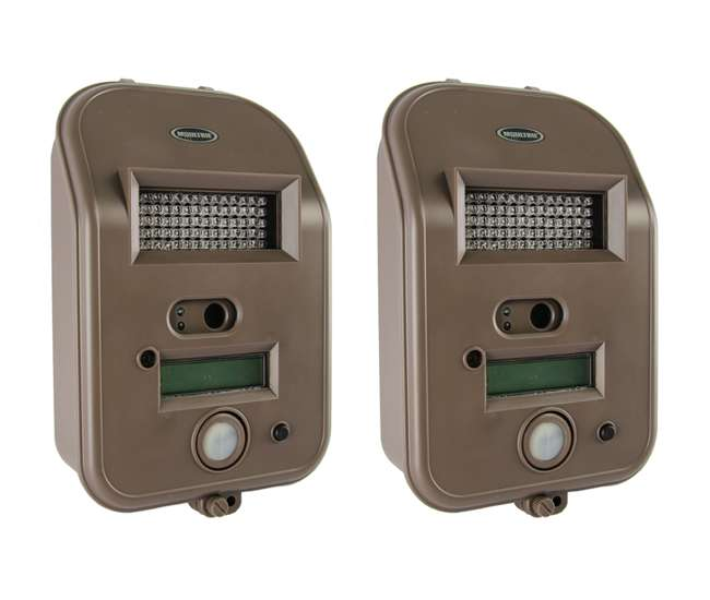 DGS-I40C Moultrie I-40 Classic Game Spy Infrared Digital Trail Game Cameras (Pair)