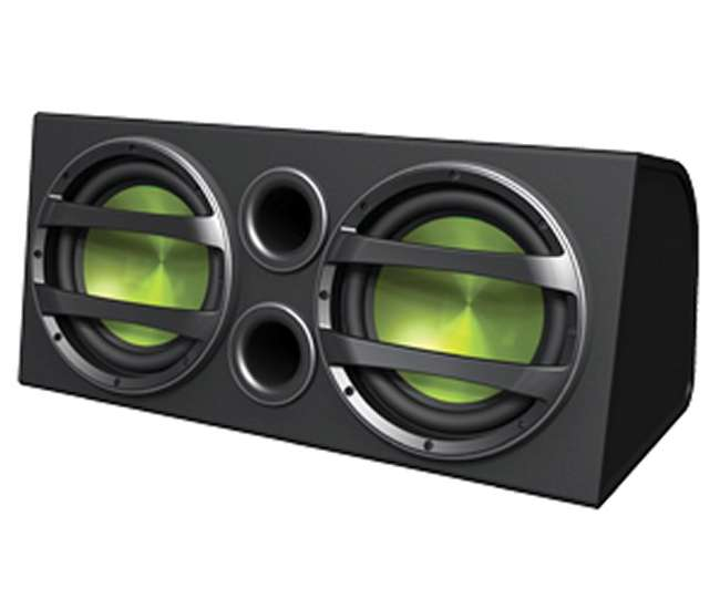 CSAW2120Dual Fusion 12-Inch 750W Subwoofers/Amplifier/Sub Box