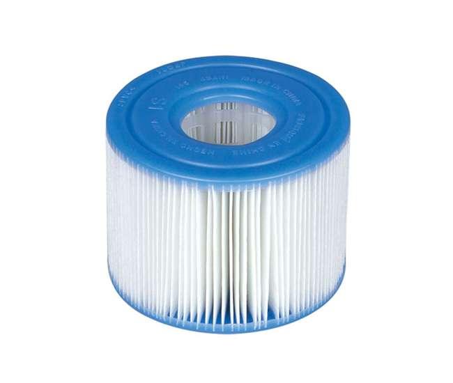 intex purespa type s1 pool filter cartridges 2 filters 29001wl. Black Bedroom Furniture Sets. Home Design Ideas