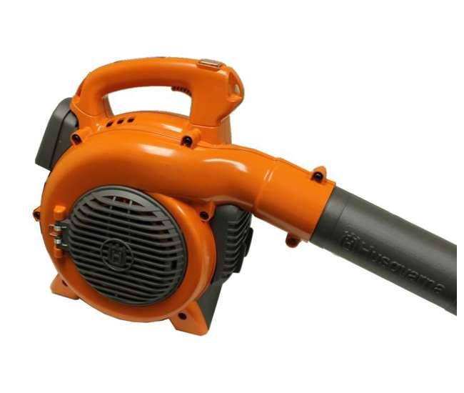 Gas Leaf Blowers : Husqvarna cc gas powered leaf blower w toy replica