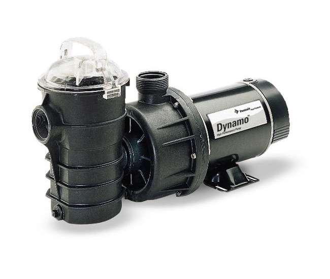 Pentair dynamo above ground pool pump 1 5 hp 340206 for Pentair 1 5 hp pool pump motor
