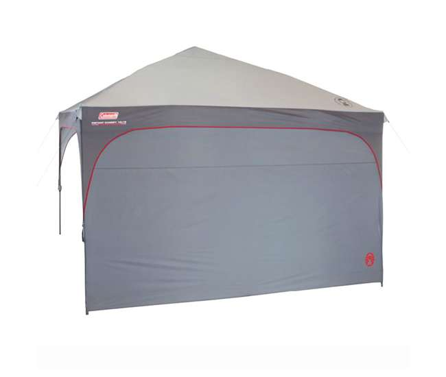 Coleman Instant Canopy Sunwall Accessory W Uv Guard