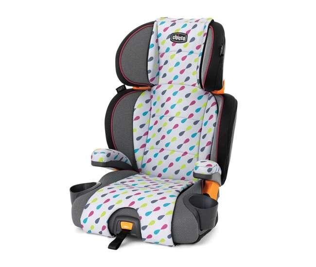 chicco kidfit zip booster seat gem chi 049796607253. Black Bedroom Furniture Sets. Home Design Ideas