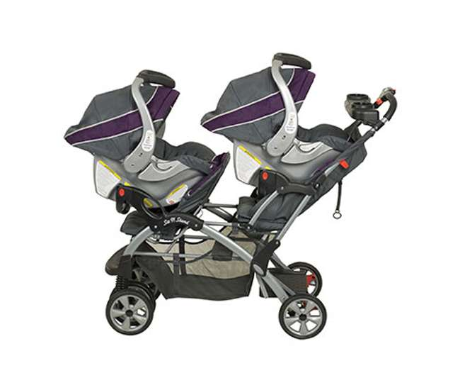 Baby Trend Infant Car Seat Instruction Manual