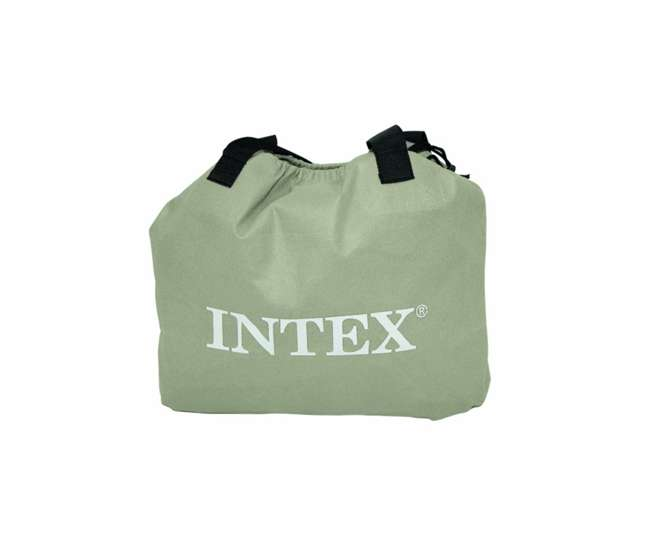 intex air mattress pump instructions