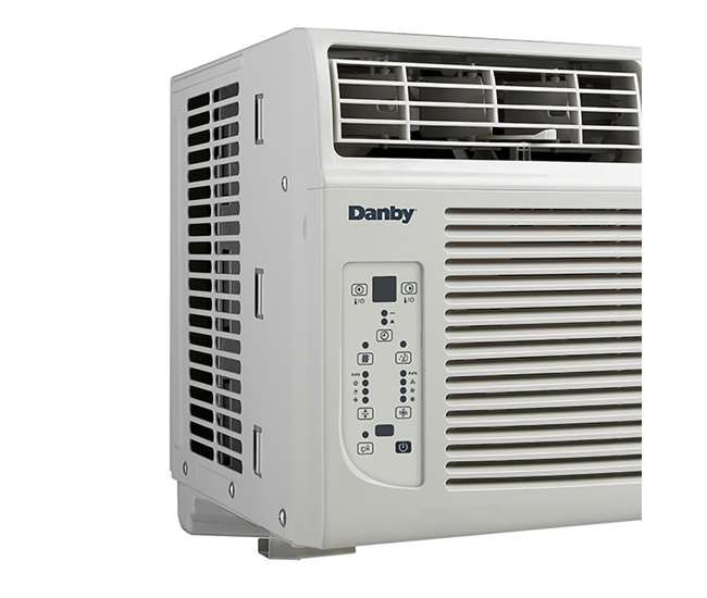 Danby 12 000 btu window air conditioner dac120eub7gdb for 12000 btu window ac with heat