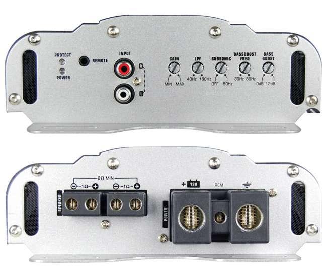 AP30001DAUDIOPIPE AP-30001D 3000W RMS Mono Class-D Amplifier