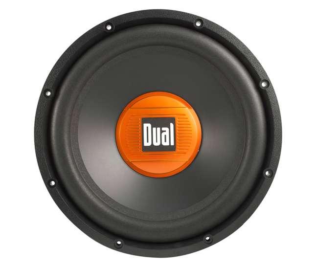 DLS12Dual DLS12 12-Inch 875W 4-Ohm Subwoofers (Pair)