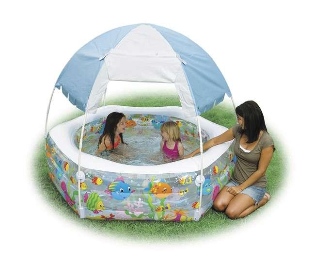 57493EIntex Ocean Reef Inflatable Pool (Pair)