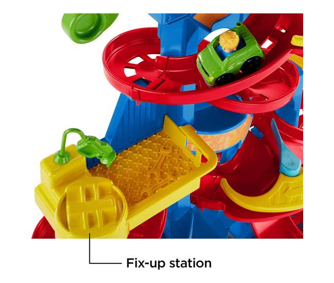 FHG51 Fisher-Price Little People Collection Take Turns 3-Foot Skyway (Open Box)