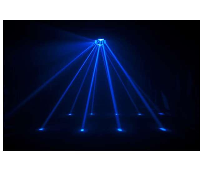 Centerpiece Light Effect : Cubix chauvet led dj dmx rgb centerpiece multi color