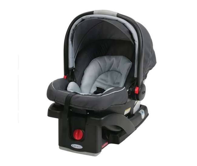Graco Relay Click Connect Jogging Travel System With