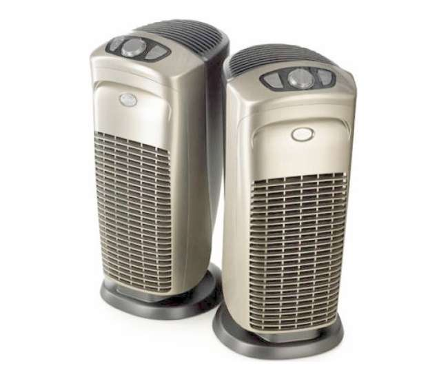 HR30713 2 Pack Hunter Home Air Purifier Ionizer 30713 (Refurbished)