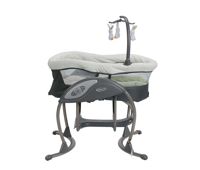 1924836 Graco 1924836 Dreamglider Baby Infant Nusery Gliding Rocking Swing, Rascal