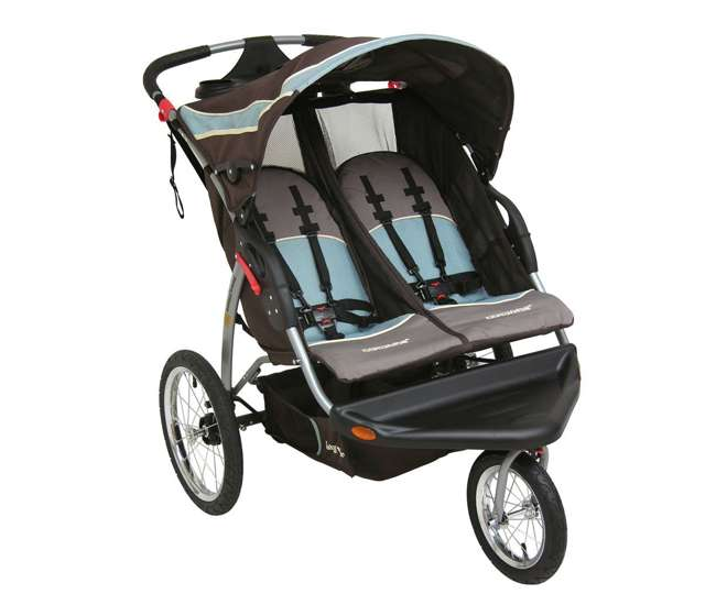 Baby Trend Double Jogging Stroller Skylar Expedition